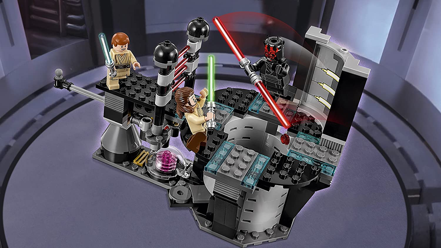 LEGO duel sur Naboo