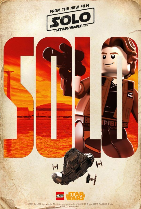 Lego - Solo A Star Wars Story
