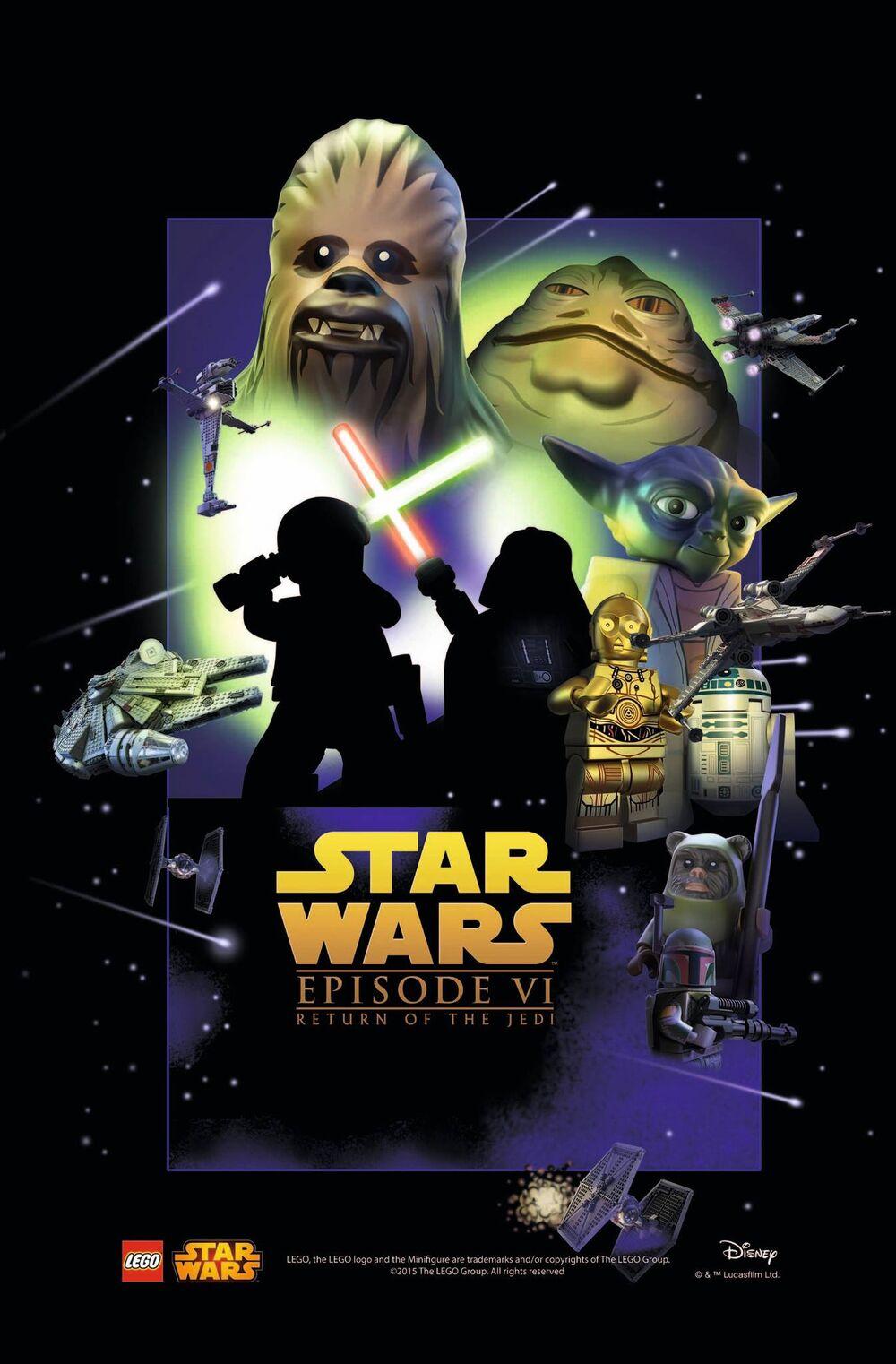 episode VI Le Retour du Jedi