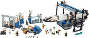 Lego City – Montage et Transport de fusée