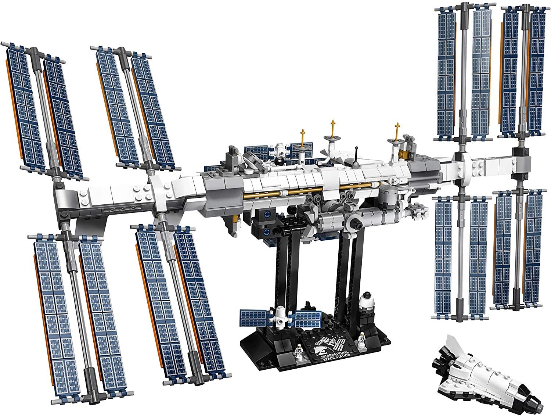 lego - station spatiale internationale