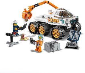 lego - véhicule exploration spatiale