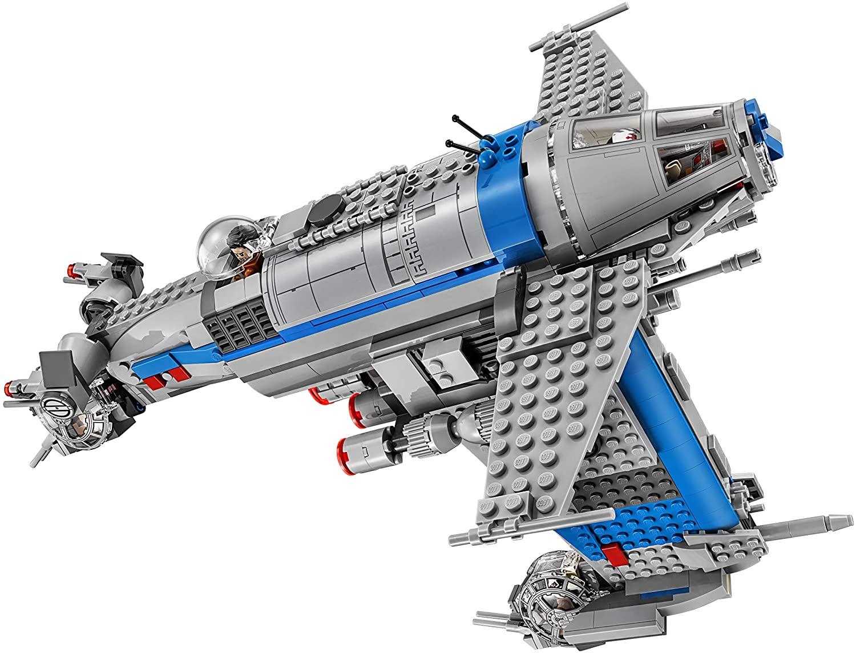 Star wars bombardier de la résistance