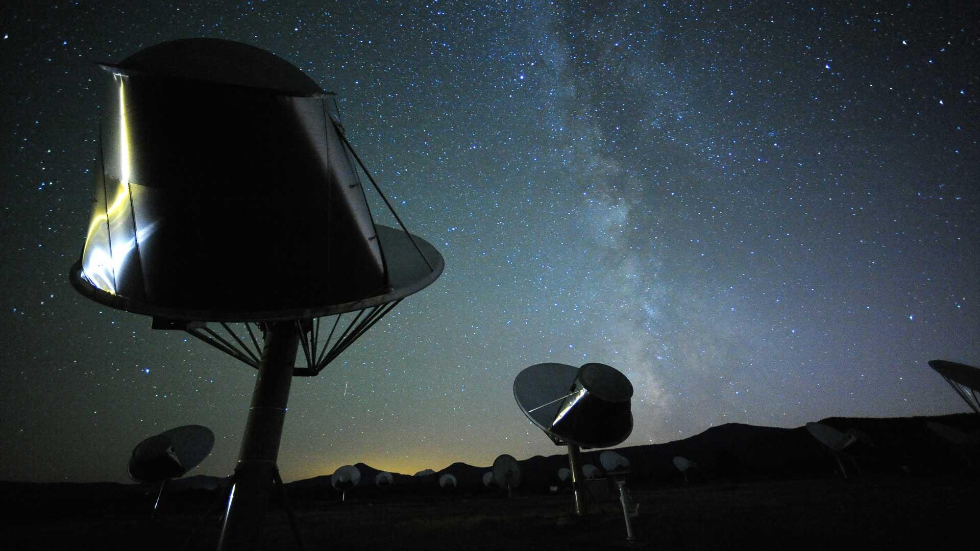 Allen Telescope Array - Seti